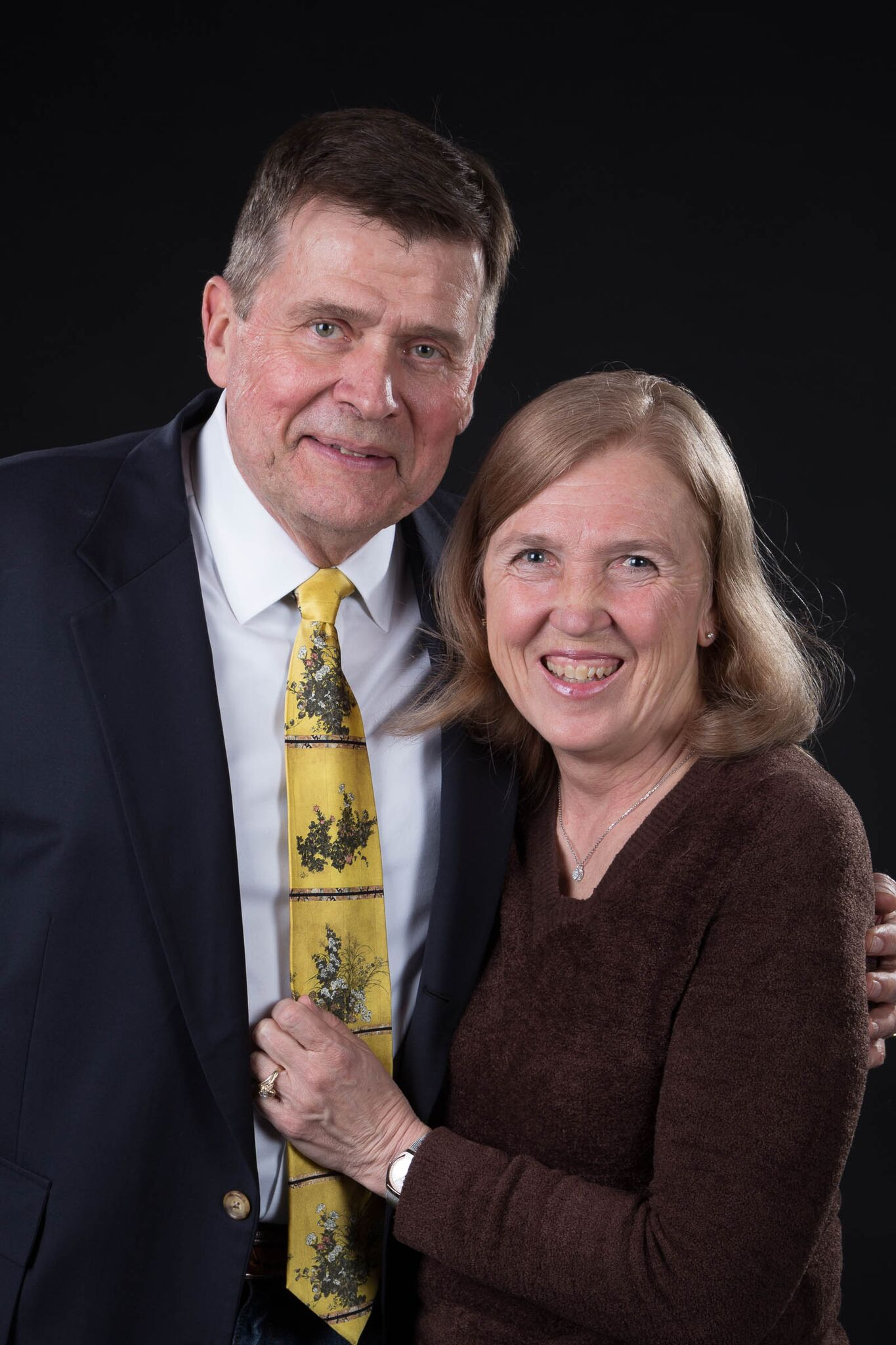 Dave And Valerie Johnson