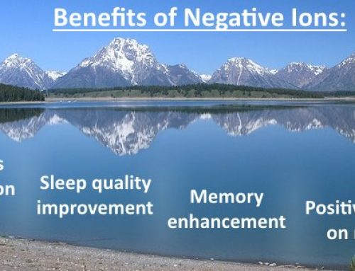 The Positive Health Benefits Of Negative Ions!