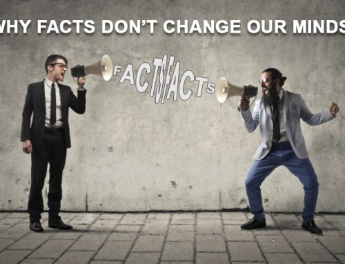 Why Facts Don't Change Our Minds