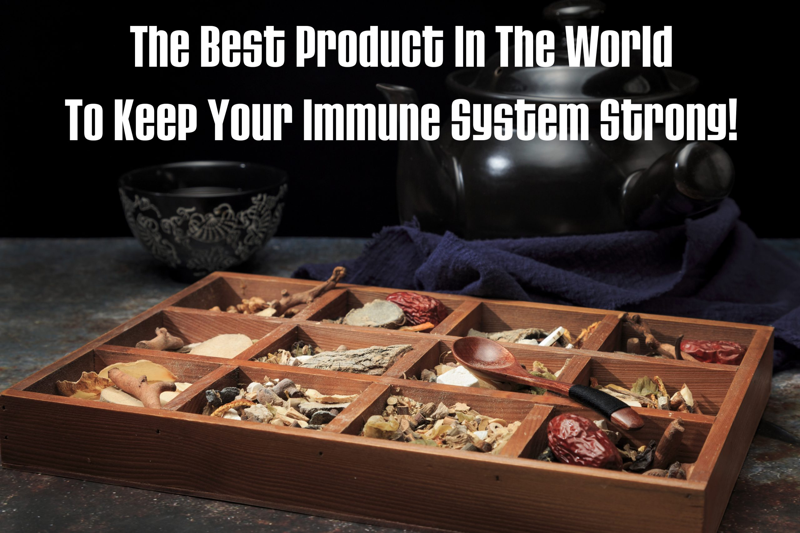 Immune System Strong